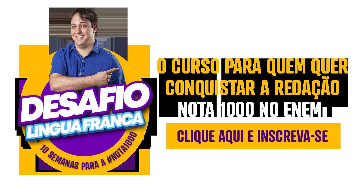Desafio Lingua Franca